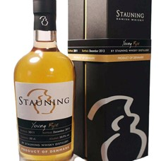 Stauning Rye Young 7 Release Dec 2013 Bottle 700 P