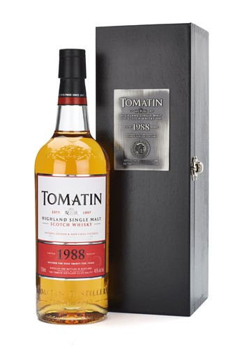 Tomatin 1988 Limited Release