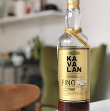 Kavalan Solist Fino Single Cask Whisky